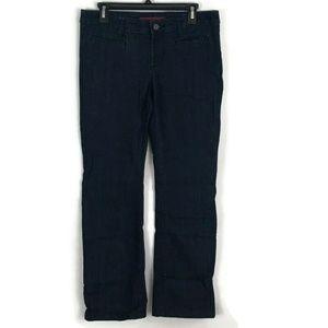 Banana Republic Womens Jeans Size 29/8R Dark Wash